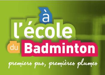 A l'école du badminton