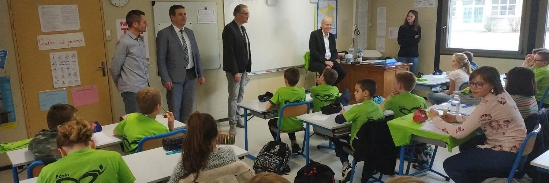 Gens de l'Usep : Franck Jalabert, l'inspecteur qui s'appuie sur le sport scolaire